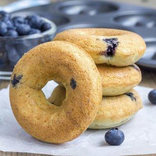 Gebackene Donuts