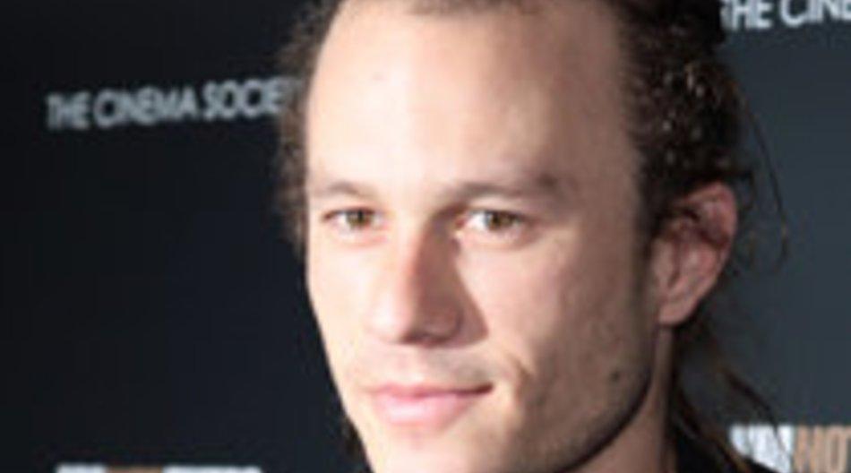 Golden Globe von Heath Ledger geht an Tochter Mathilda
