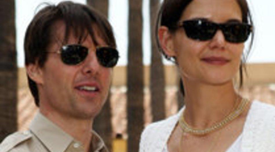 Tom Cruise und Katie Holmes: Streit um weiteren Nachwuchs