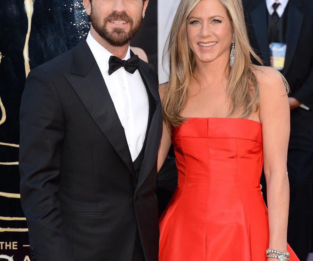 Jennifer Aniston: Feierte Justin Theroux seinen Junggesellenabschied?