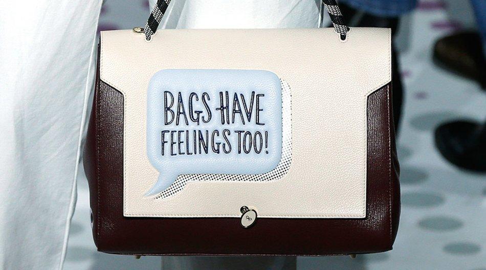 Lustige Handtaschen