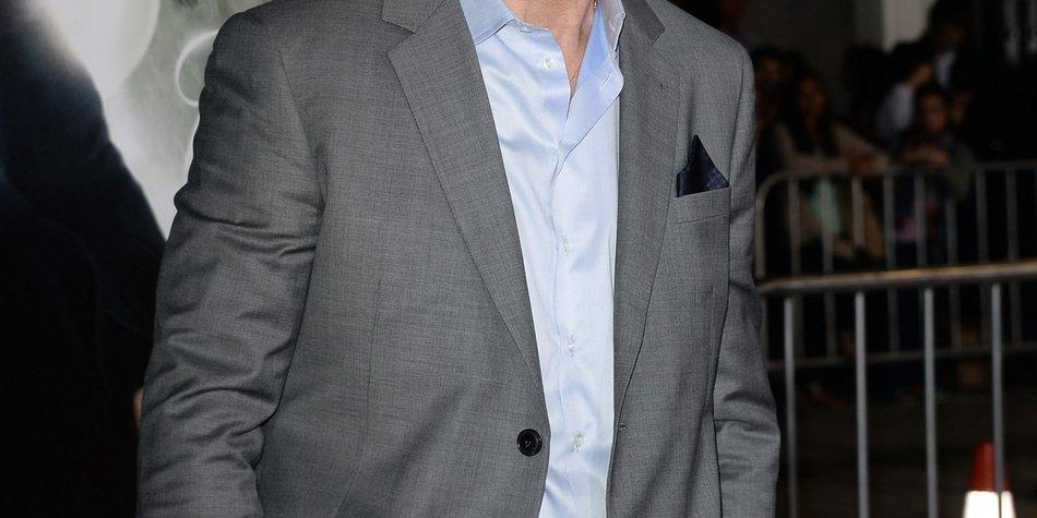 Liam Neeson hat den Tod seiner Frau noch nicht verarbeitet