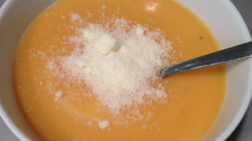 Kartoffel Karotten Ingwer Suppe
