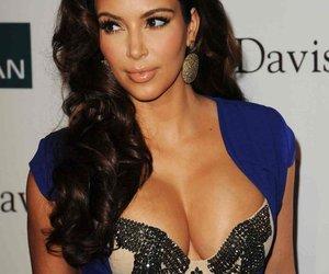 Kim Kardashian zeigt sich ungestylt