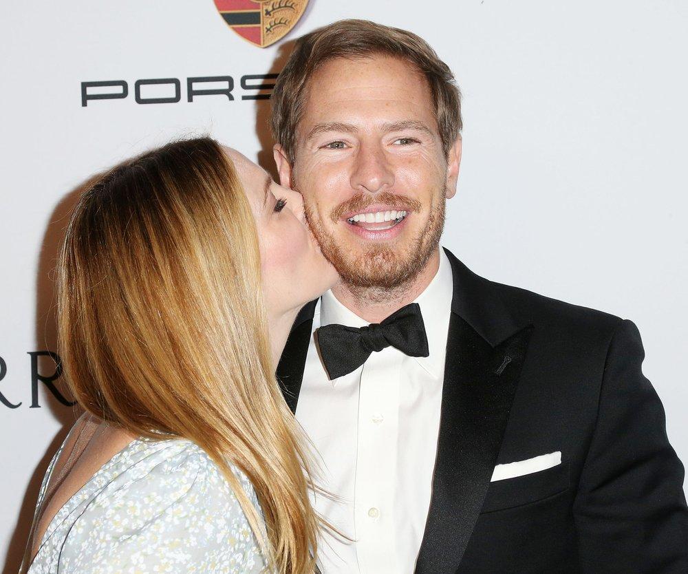 Drew Barrymore liebt das Lachen ihres Ehemanns