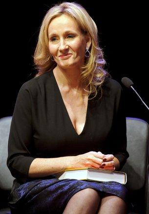J.K. Rowling verbirgt sich hinter Robert Galbraith