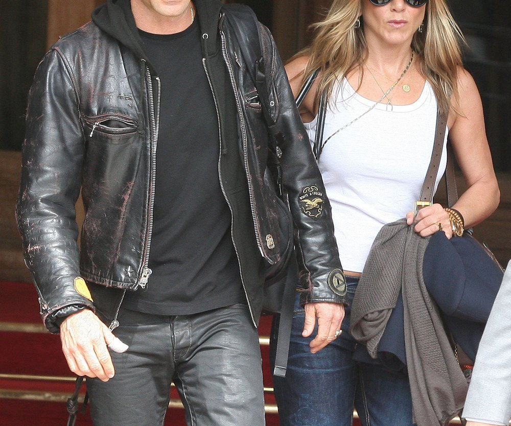 Jennifer Aniston: Hat Justin Theroux Bindungsangst?