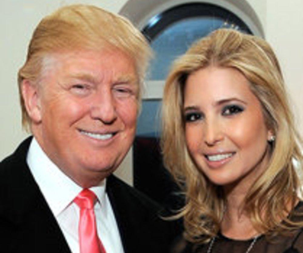 Donald Trump: Ivanka wird eine großartige Mutter sein