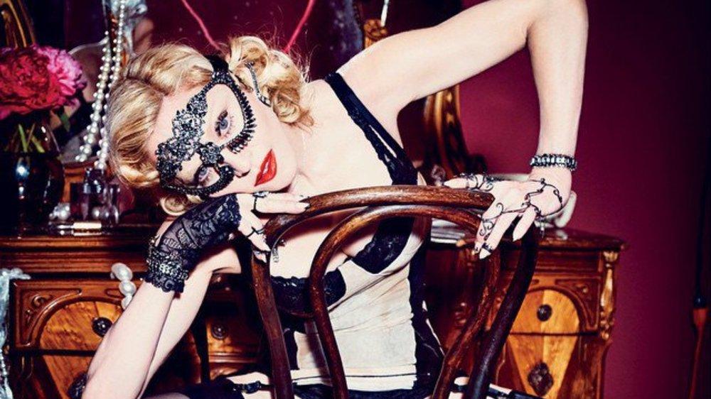 Madonna: So heiß posiert sie in der Cosmopolitan!