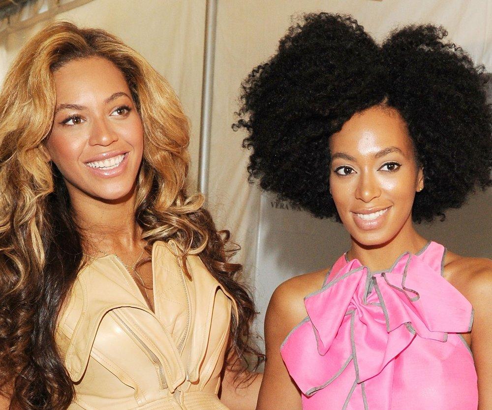 Beyoncé als Vorbild für ihre Schwester