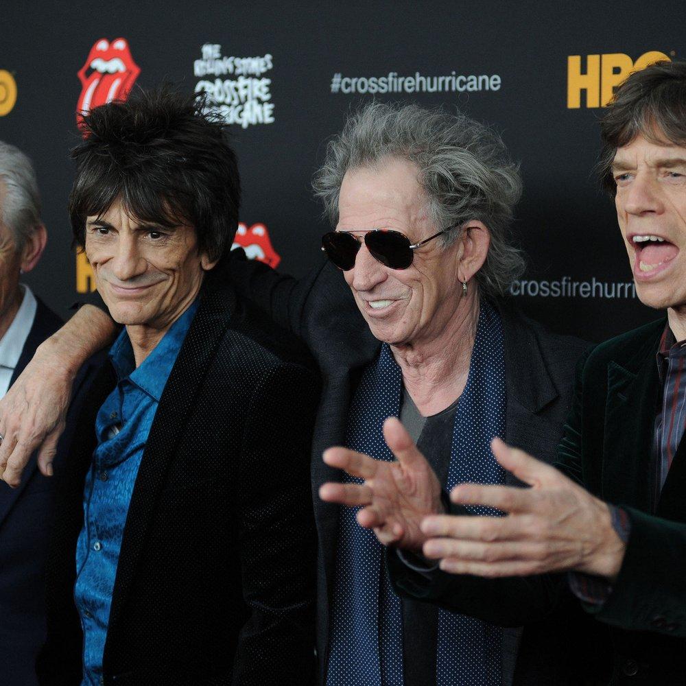 Rolling Stones: Keith Richards und Mick Jagger sind wie Brüder!