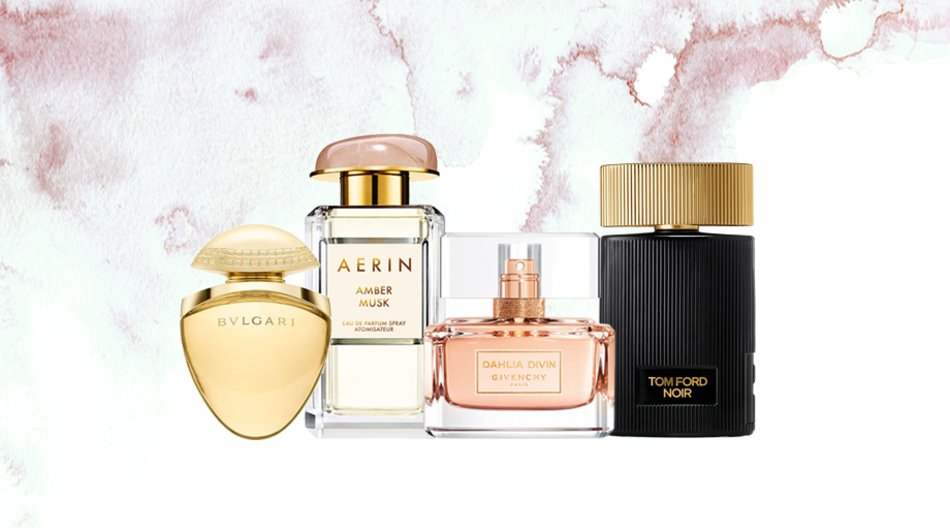 Givenchy, Tom Ford, Bulgari, Aerin