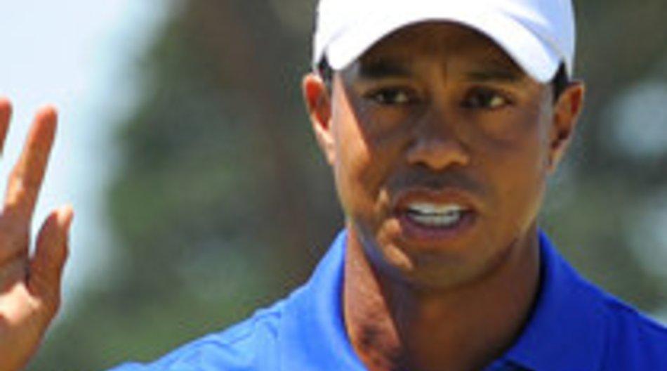 Tiger Woods: Angriff von Ehefrau