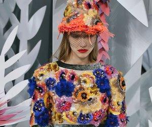 Haute Couture Paris: Chanel entführt in verwunschene Gärten
