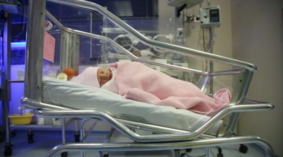 Rekord-Frühchen Frieda wird anderthalb Jahre alt