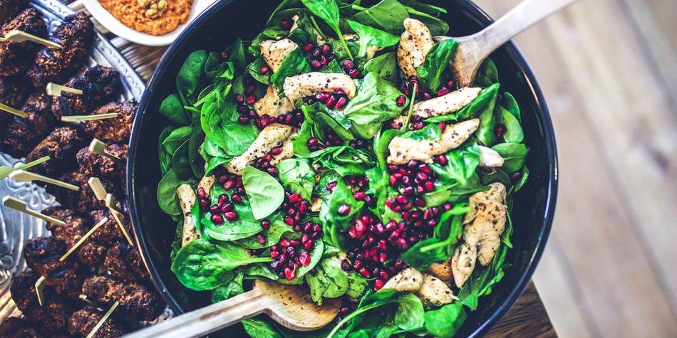 Instagram Gesunde Ernährung