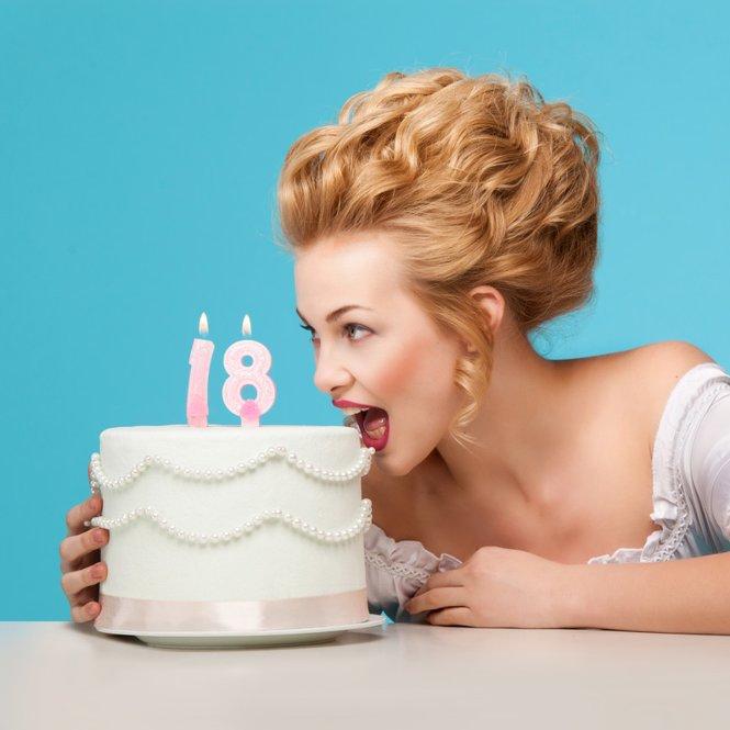 18 Geburtstag feiern