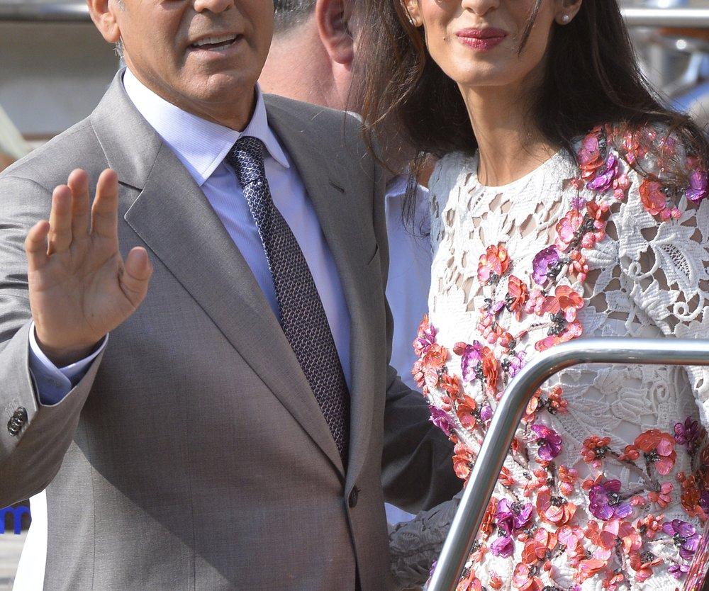 George Clooney und Amal Alamuddin erlebten einen Flitterwochen-Flop