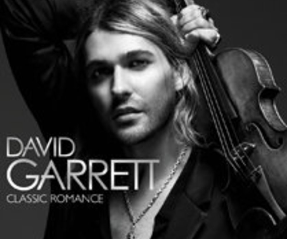 David Garrett: Classic Romance