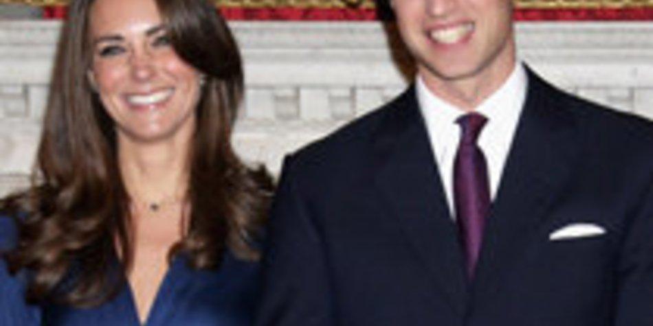 Prinz William schenkte seiner Kate Lady Dianas Verlobungsring