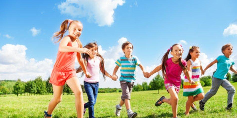 Bewegung: Kinder sind nicht so fit wie ihre Eltern