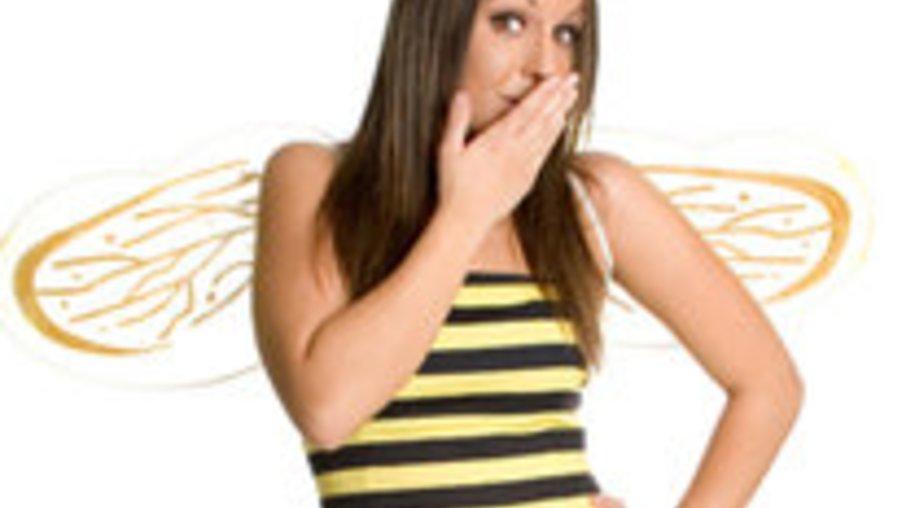 Karneval: Frederick und die Biene...?