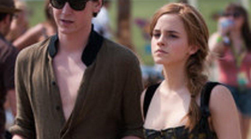 Emma Watson ist wieder Single