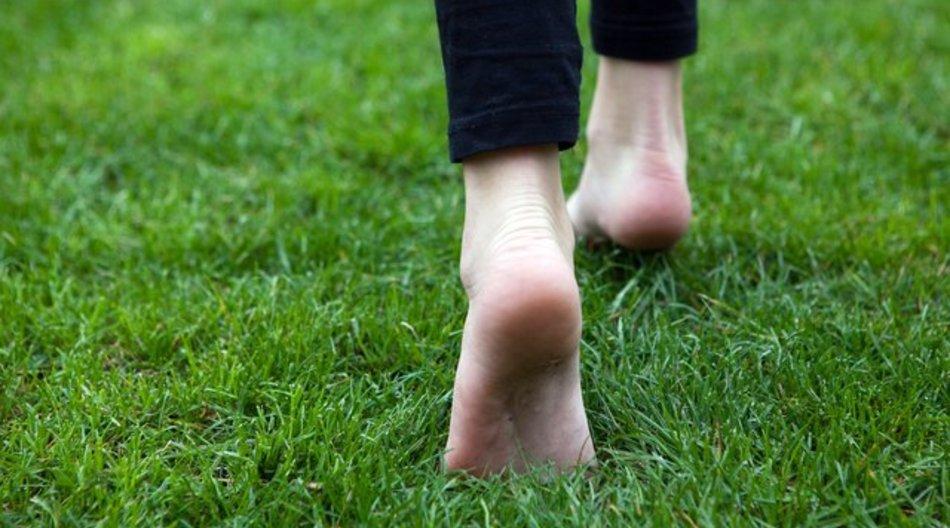 In der Wachstumsphase können bei Kindern Fuß-Fehlstellungen auftreten.