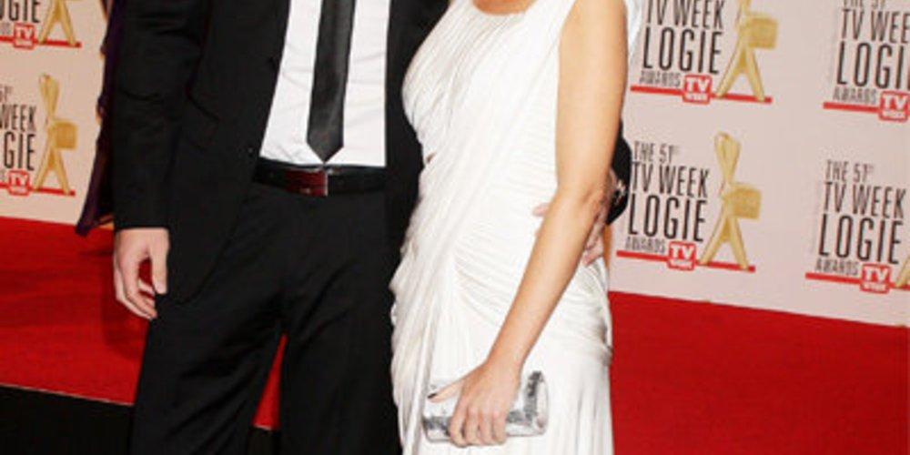 Dani Minogue und Kris Smith