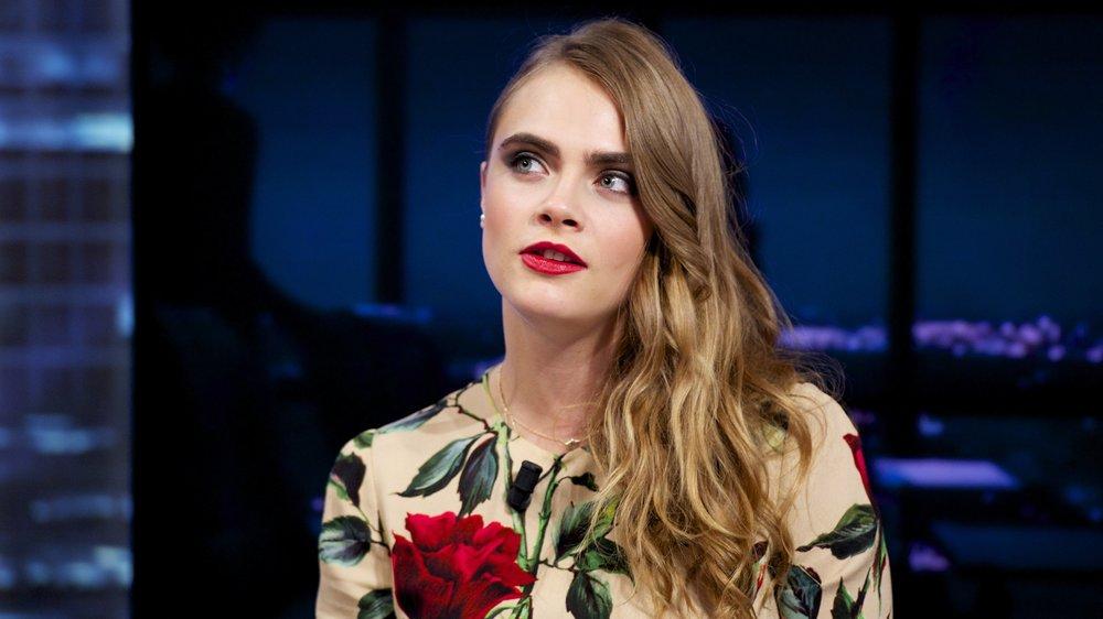 Cara Delevingne hatte beim Casting keinen Promibonus