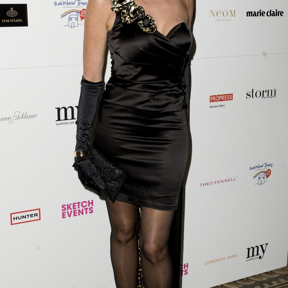 Brigitte Nielsen ist Stargast beim Society-Event
