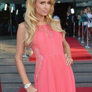 Paris Hilton: Namensvorbild für Paris Jackson