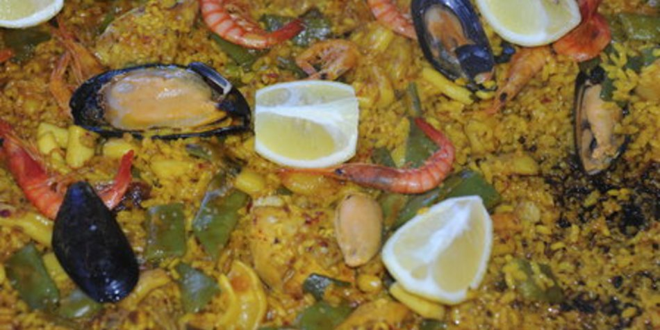 Paella Reis