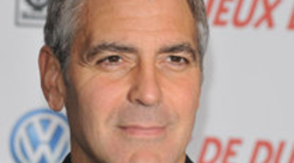 George Clooney verliebt?