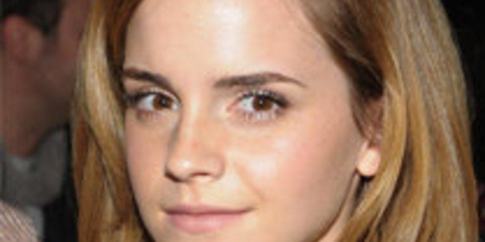 Emma Watson mag Männer mit Witz
