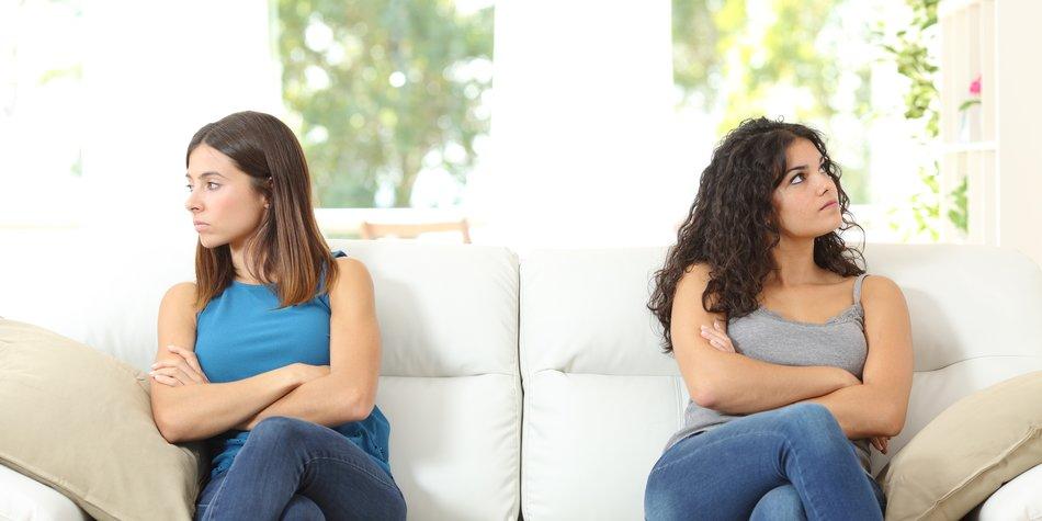 Ende einer Freundschaft: Warum es schlimmer als ein Liebes-Aus ist.