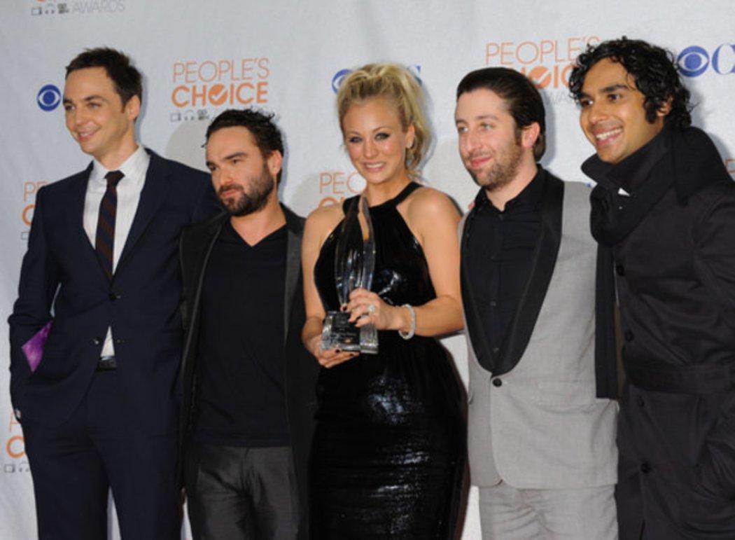 Big Bang Theory Gehalt