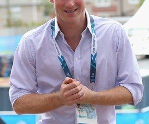 Prinz Harry übt sich im royalen Photobombing