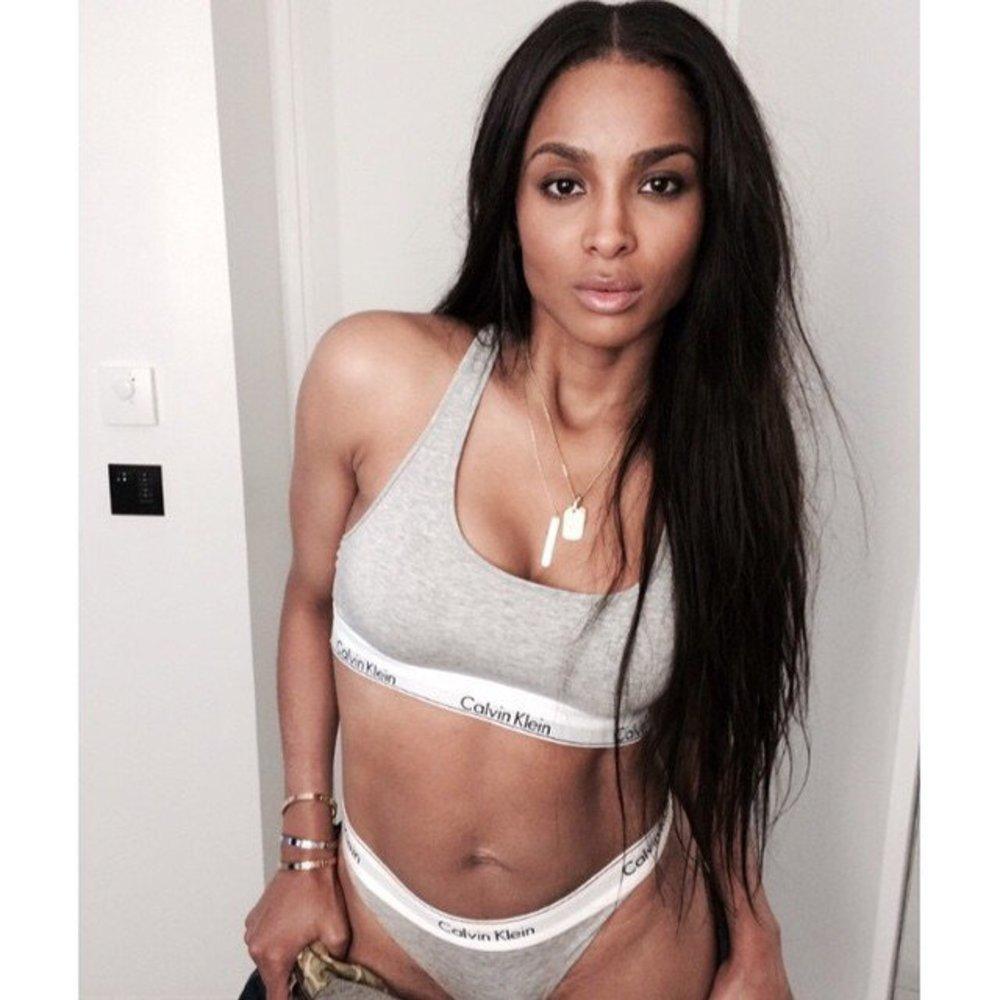 Ciara zeigt ihren sexy After-Baby-Body!