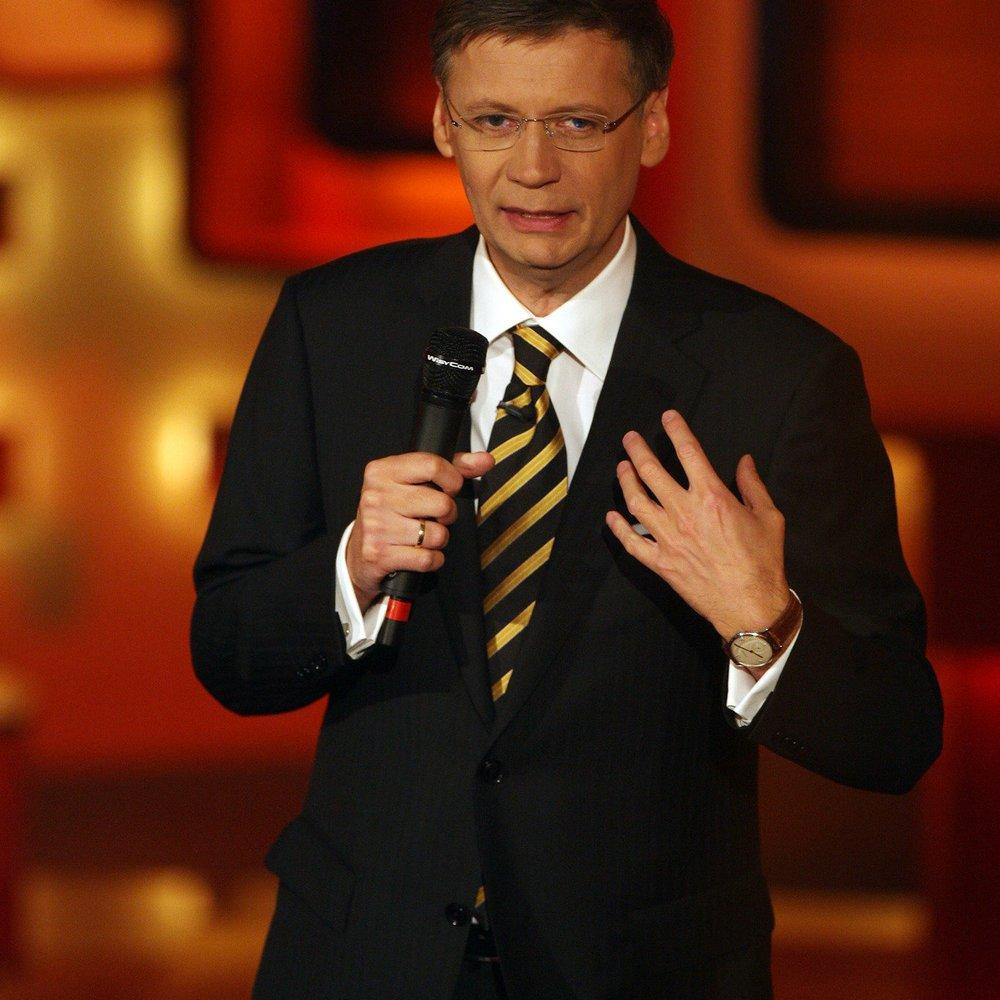 Günther Jauch ist ARD Zugpferd