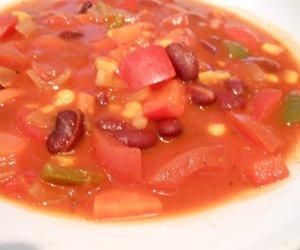 Gemüse Chilli