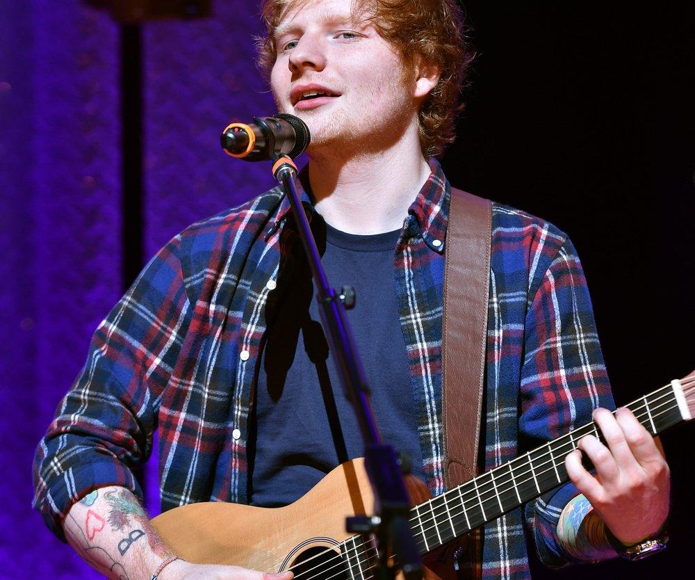 Ed Sheeran hat abgenommen