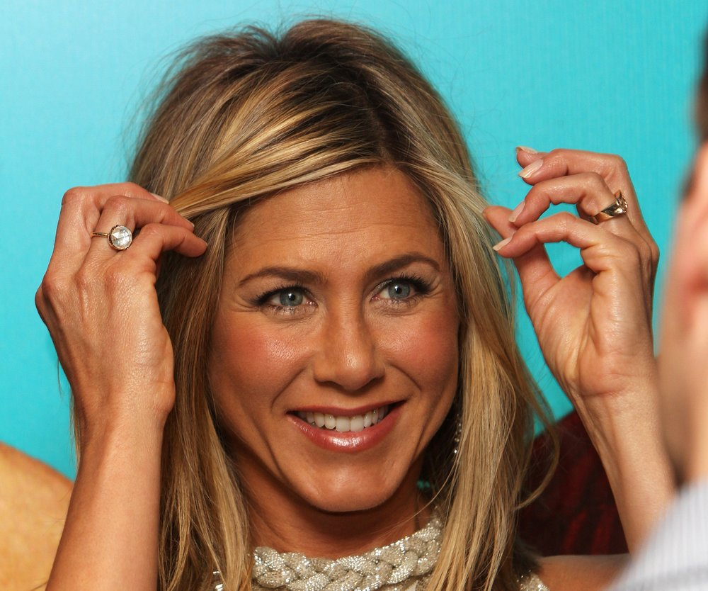 Jennifer Aniston feiert Abschied