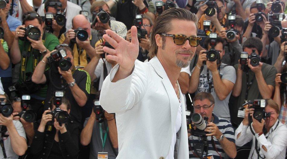 Cannes 2011: Brad Pitt wird ausgebuht!