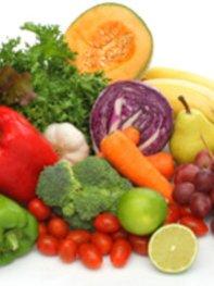 Im zweiten Trimester ist gesunde Ernährung wichtig.