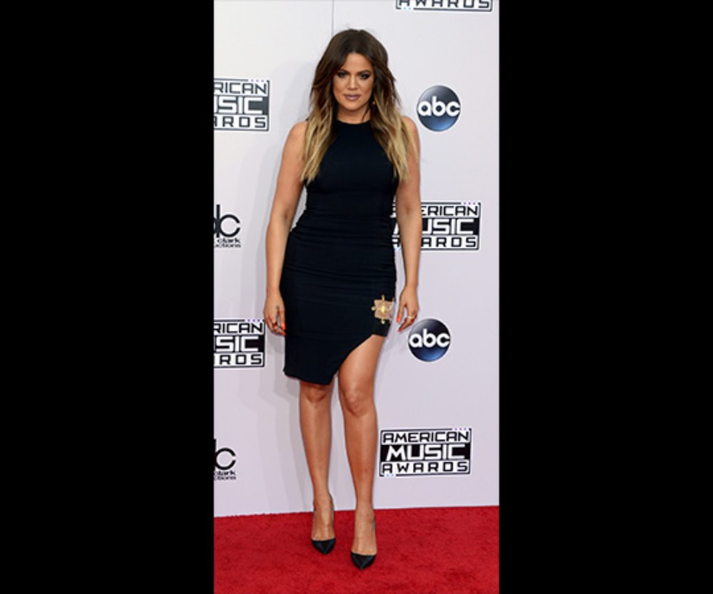 American Music Awards 2014 Khloe Kardashian