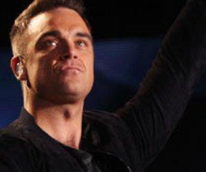 Robbie Williams zieht sich aus