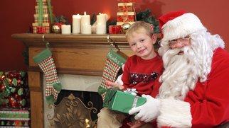 Was wünschst Du Dir vom Weihnachtsmann?