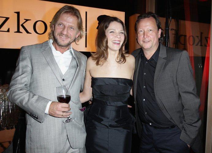 Jessica Schwarz, Soenke Wortmann und Matthias Brandt.