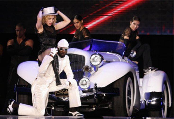 Madonna ist Legende